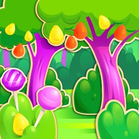 Gumdrop Acres background