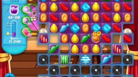 Candy Crush Soda Saga Level 1360