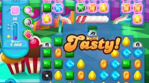 Candy Crush Soda Saga Level 1598