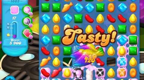 Candy Crush Soda Saga Level 1662 (3 Stars)