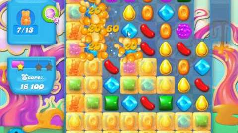 Candy Crush Soda Saga Level 88 (3 Stars)