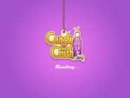 Candy Crush Soda Saga Logo Loading