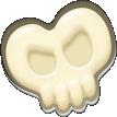 Superhard modal skull