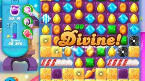 Candy Crush Soda Saga Level 1372 (nerfed, 3 Stars)