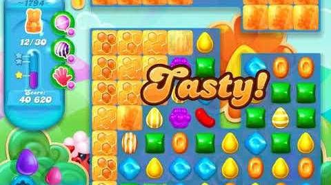 Candy Crush Soda Saga Level 1794 (3 Stars)