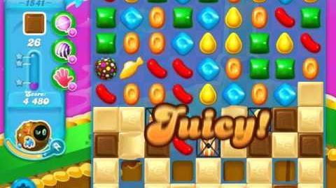 Candy Crush Soda Saga Level 1541