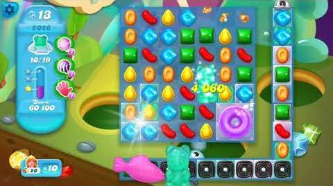 Candy Crush Soda Saga Level 2086