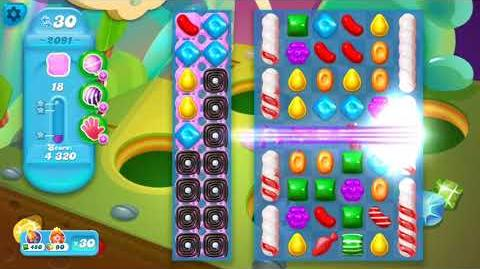 Candy Crush Soda Saga Level 2091