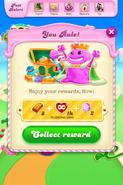 Bubblegum Hill Collect Reward You Rule!