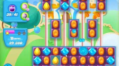 Candy Crush Soda Saga Level 263 (3 Stars)