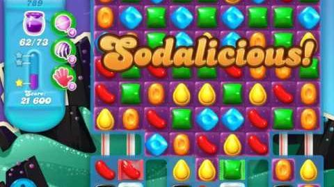 Candy Crush Soda Saga Level 789 (7th version)