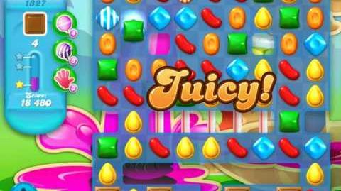 Candy Crush Soda Saga Level 1327 (buffed, 3 Stars)