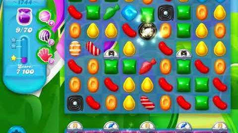 Candy Crush Soda Saga Level 1744