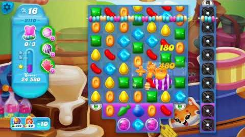 Candy Crush Soda Saga Level 2110