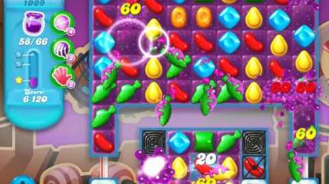 Candy Crush Soda Saga Level 1009 (2nd nerfed, 3 Stars)