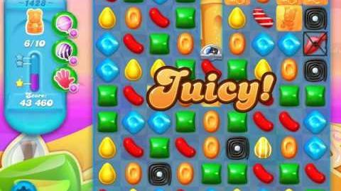 Candy Crush Soda Saga Level 1428