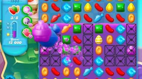 Candy Crush Soda Saga Level 1508