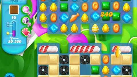 Candy Crush Soda Saga Level 1749 (3 Stars)