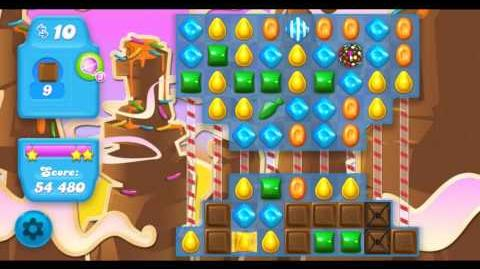 Candy Crush Soda Saga Level 66