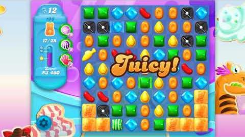 Candy Crush Soda Saga - Level 198 - No boosters ☆☆☆