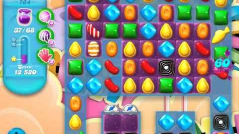 Candy Crush Soda Saga Level 764 (3 Stars)