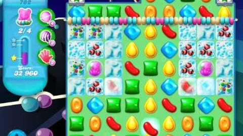 Candy Crush Soda Saga Level 782 (4th version, 3 Stars)