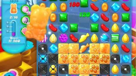 Candy Crush Soda Saga Level 1039 (3rd version, 3 Stars)
