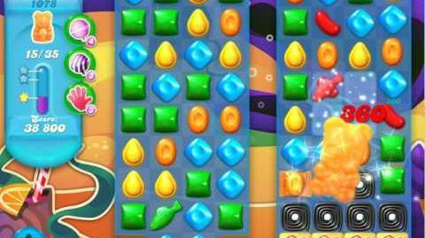 Candy Crush Soda Saga Level 1078 (3rd version)