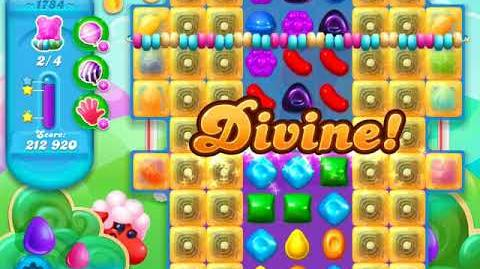 Candy Crush Soda Saga Level 1784 (3 Stars)