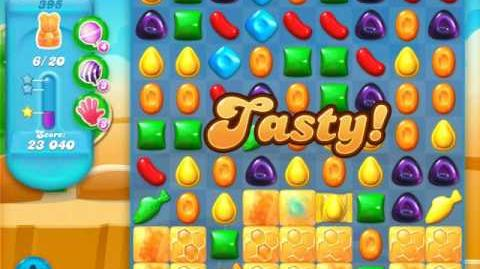Candy Crush Soda Saga Level 395 (5th version)
