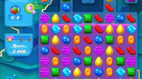 Candy Crush Soda Saga Level 52(3 Stars)