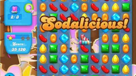 Candy Crush Soda Saga Level 69(3 Stars)