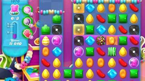 Candy Crush Soda Saga Level 1070 (3 Stars)