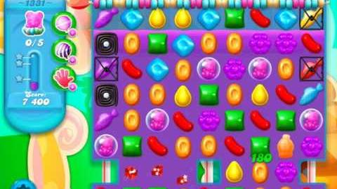Candy Crush Soda Saga Level 1331