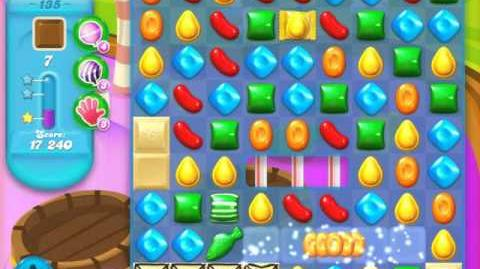 Candy Crush Soda Saga Level 135 (7th version)