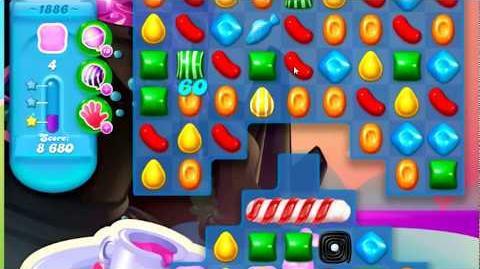 Candy Crush Soda Saga Level 1886 ***
