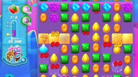 Candy Crush Soda Saga Level 464 (3 Stars)