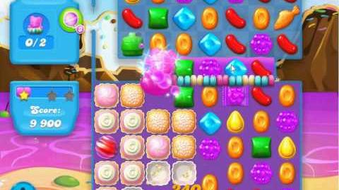 Candy Crush Soda Saga Level 29 (nerfed, 3 Stars)