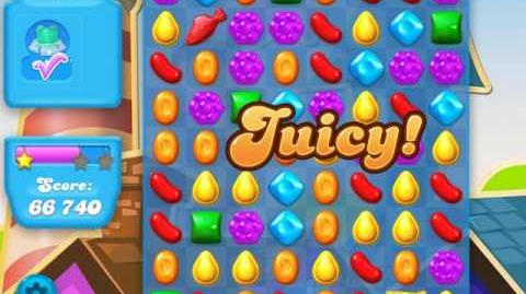 Candy Crush Soda Saga Level 3 (unreleased version 8)