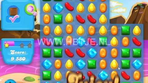 Candy Crush Soda Saga level 32