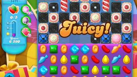 Candy Crush Soda Saga Level 1471 (2nd buffed)