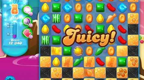 Candy Crush Soda Saga Level 1273 (nerfed)