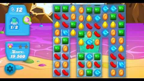 Candy Crush Soda Saga Level 16-0