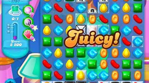 Candy Crush Soda Saga Level 1797 (3 Stars)