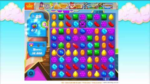 Candy Crush Soda Saga Level 5