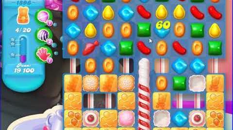 Candy Crush Saga SODA Level CE 1896