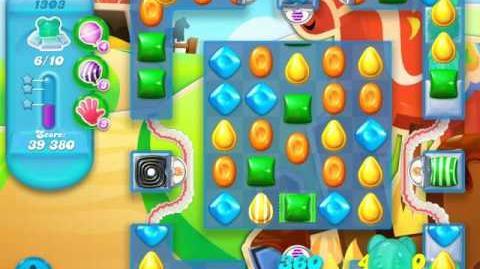 Candy Crush Soda Saga Level 1303 (3 Stars)