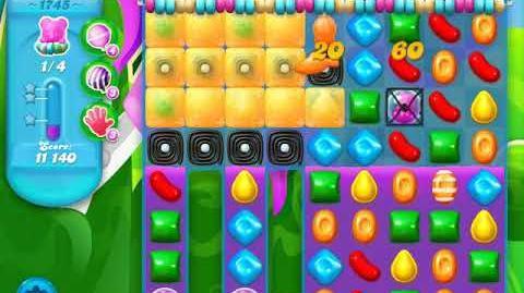 Candy Crush Soda Saga Level 1745
