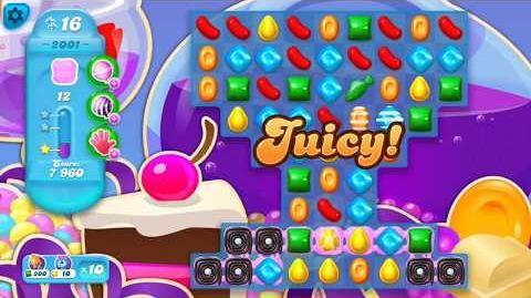 Candy Crush Soda Saga Level 2001