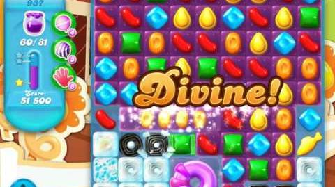 Candy Crush Soda Saga Level 937 (7th version, 3 Stars)